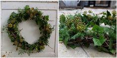DØRKRANS - Cristmas-wreath