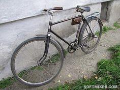 Легендарные советские велосипеды / Назад в СССР / Back in USSR