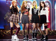 BLACKPINK @ Inkigayo