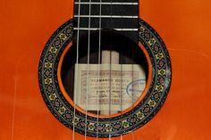 Guitarras Conde Atocha | Guitarras