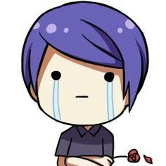 cry, you creepy little bastard ~Touka