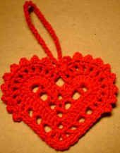 1000+ images about Crochet Hearts on Pinterest Crochet ...