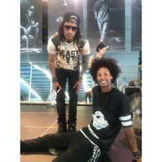 We had fun hanging out with #LesTwinsClique  at @fairplaydancecamp #fairplaydancecamp #poland @lestwinson @lestwinsoff