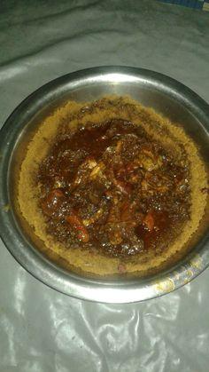 Couscous Et Sauce Rouge à Lu0027occasion DuTajaboon Senegalais (tamkharit)