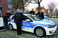 Der Startschuss für die E-Mobilität war schon im Juni 2014 gefallen, als die Polizeidirektion Göttingen einen VW e-up in Betrieb nahm. Nun kommt ein weiteres...