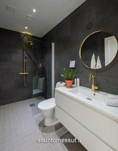16A Potius Isokivi A - WC / Kylpyhuone | Asuntomessut