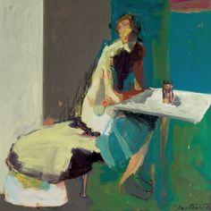 Linda Christensen   artsy forager #art #artists #paintings