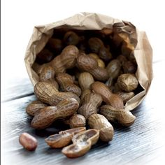 Momma always made them with green peanuts that my grandfather grew in his garden.