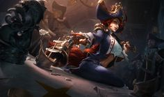 Waterloo Miss Fortune