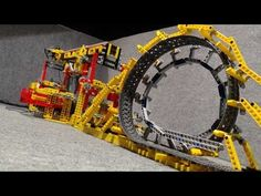 Lego Technic Instructions - Extreme Off-Road Crawler - 4-Links Chassis - YouTube