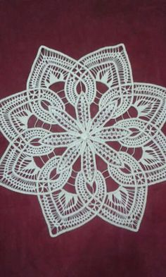 msz Crochet Motif, Irish Crochet, Crochet Designs, Crochet Doilies, Crochet Lace, Crochet Stitches, Beaded Flowers Patterns, Macrame Patterns, Lace Patterns