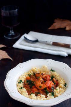 Cuscus con pescado y marisco (Blog Pimientos verdes)