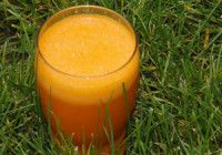 Orange carrot juice recipe and why it is so healthy to drink? A lot of us are trying to eat nutritiously on the go. We have smoothies and use juicers Clean Eating Recipes, Raw Food Recipes, Healthy Recipes, Eat Healthy, Appetizer Recipes, Free Recipes, Orange Carrot Juice, Best Juicer, Wheat Grass