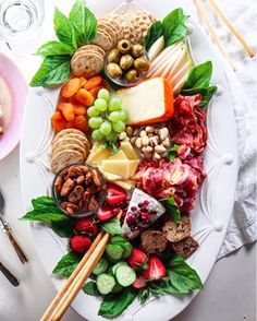 The Best Spring Cheese Board (cheese party) Charcuterie Recipes, Charcuterie And Cheese Board, Charcuterie Platter, Antipasto Platter, Cheese Boards, Cheese Board Display, Party Food Platters, Cheese Platters, Cheese Party