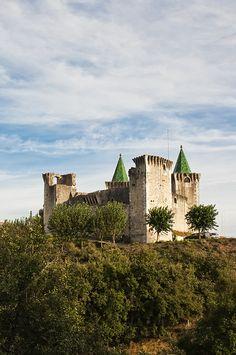 Castelo de Porto de Mós by Jorge Órfão