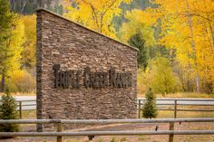 Welcome to Triple Creek Ranch!