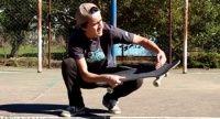 Vídeos Como mandar BS 180 flip - Neste Vídeo o canal sobre skate te ensina como fazer um BS Flip, Guilherme Abe te mostra um passo a passo da manobra tanto para Regular como para Goofy.