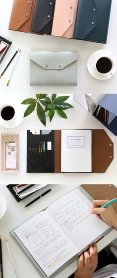 If you are looking for a modern and classy planner organizer, then the MYO Button A5 Planner Organizer is it! This planner is designed to hold up to 6 of MYO A5 planners and notebooks, and with them, you can make your very own personalized planner! This organizer also features 2 card slots, an open pocket and a pen holder inside for your convenience!