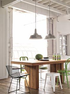 Wire Side Chair imaginée par Harry Bertoia. Reproduction de qualité supérieure. #Designer #WireSideChair #Replica