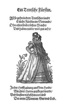 Frauen-Trachtenbuch 007.jpg A German Furstin.