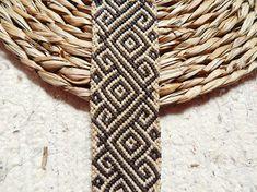 YAKU Y WAYRA Macrame Bracelet