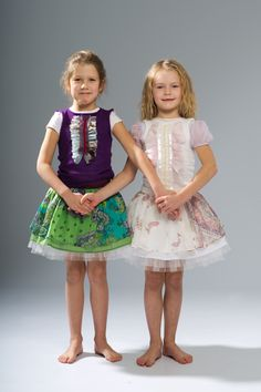 skirts for 5-8 years