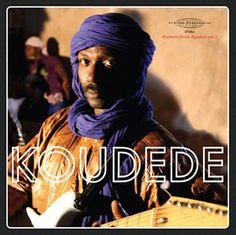 koudede - guitars from agadez vol. 7 (12inch vinyl)