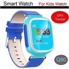 Men's Watches Humorous Children Smart Watch Safe-keeper Sos Call Anti-lost Monitor Real Time Tracker Base Station Location Gps Watch Smartwatch For K Easy And Simple To Handle