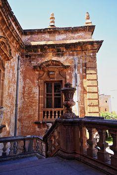 Villa Palagonia (Bagheria Palermo), Sicily, Italy #palermo #sicilia #sicily