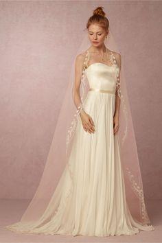 BHLDN Darla Camisole & Delia Maxi Skirt in  Bride Wedding Dresses at BHLDN
