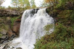 Ohio's very own national park, Cuyahoga Valley National Park, is home to what is arguably Ohio's most beloved waterfall.