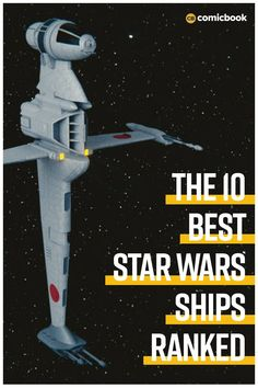 Check out the 10 Best Star Wars Ships Ranked — Do You Agree? Comic News, Sci Fi Thriller, Sci Fi Tv Shows, Good Movies To Watch, Original Trilogy, Tie Fighter, Star Wars Ships, The Empire Strikes Back, Star Destroyer