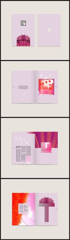 STORY, magazine on Behance de IRYNA KORSHAK. NY: