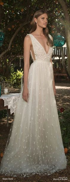 Eisen-Stein 2016 Wedding Dress Related Post Hottest 21 Wedding Dresses Fall 2018 ❤ a line blus. Royal Wedding Sparks Lily of the Valley Trend 2016 Wedding Dresses, Wedding Attire, Wedding Bride, Bridal Dresses, Wedding Gowns, Dresses Dresses, My Big Fat Gypsy Wedding, Beautiful Gowns, Dream Dress