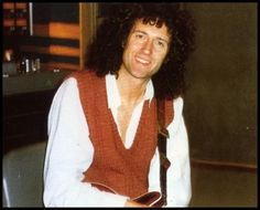 Cry over Brian May