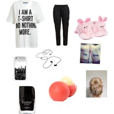 Day at home <3, created by harrylover36 on Polyvore
