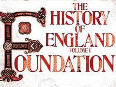 The History Of England Volume One: Foundation book review. Pre-Roman England to the death in 1509 of Henry VII, the first Tudor King. Roman rule, Saxon invastions, churches in country towns, monastic buildings. In 1284, the birth of Edward II, marrying Isabella, the 12 year old daughter of the King of France. Author: Peter Ackroyd Book review article from Express, London U.K. Sep 11, 2011