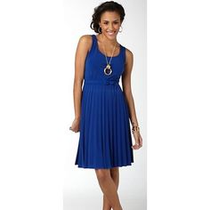 London Times Solid Pleat Front Dress TURQUOISE 10  London Times , http://www.amazon.com/dp/B007JVGL42/ref=cm_sw_r_pi_dp_ibnFpb0YFMC1S