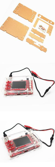[Visit to Buy] DIY Case Shell diy oscilloscope kit Cover Parts Cover for DSO138 Oscilloscope #Advertisement