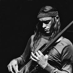 """Music is the only thing keeping the planet together."" - Jaco Pastorius #REAL"