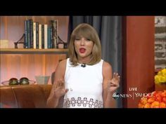 Taylor Swift Worldwide Livestream on Yahoo HD | August 18, 2014 PART 1