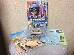 Star Wars Episode I Racer Nintendo 64 Japan NTSC-J boxed set  N64