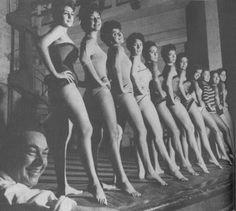 ATELIÊ MADAME VIOLET: TEATRO E REVISTA DÉCADA DE 50 E 60 Carlos Machado admira as beldades, as lindas Vedetes e Dançarinas do Teatro e Revista