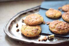 Weiche Schoko-Cookies (ohne Zucker, Glutenfrei) • Lachfoodies   Köstliche Low Carb Rezepte