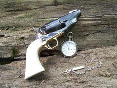 Colt 1861 short barrel and fob