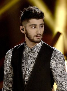 I got Zayn Malik! Can We Guess Who Your Favorite One Direction Member Is?