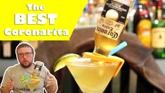 The Best Coronarita Recipe - Corona Margarita AKA Mexican Bulldog Cockta...