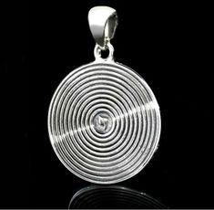 No Other Besides Him Kabbalah Pendant אין עוד מלבדו Sterling silver .925 Chain:45cm / 18 inches