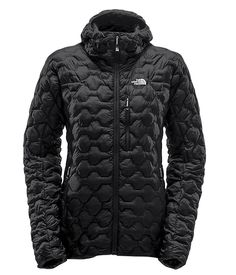 Push towards the summit in wet, cold conditions with the protection of our warmest mid-layer jacket that's designed specifically for vertical movement.