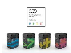 Packaging of the World is a package design inspiration archive showcasing the best, most interesting and creative work worldwide. Dishwasher Tablets, Dishwasher Detergent, Cool Packaging, Packaging Ideas, Creativity And Innovation, Packaging Design Inspiration, Soap, Student, Cleaning